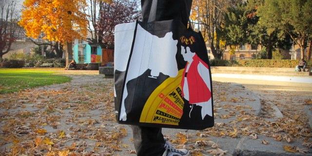 Taschenprojekt<br />Appenzeller® Käse «I ♥ Local»