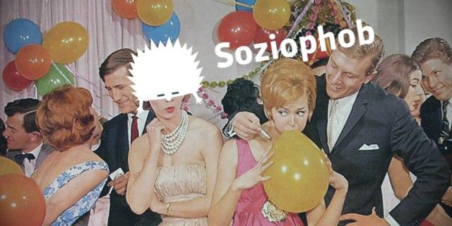 Smalltalk App<br />Soziophob